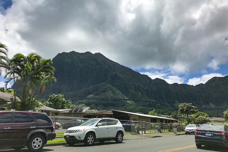 haiku village Oahu Hawaii