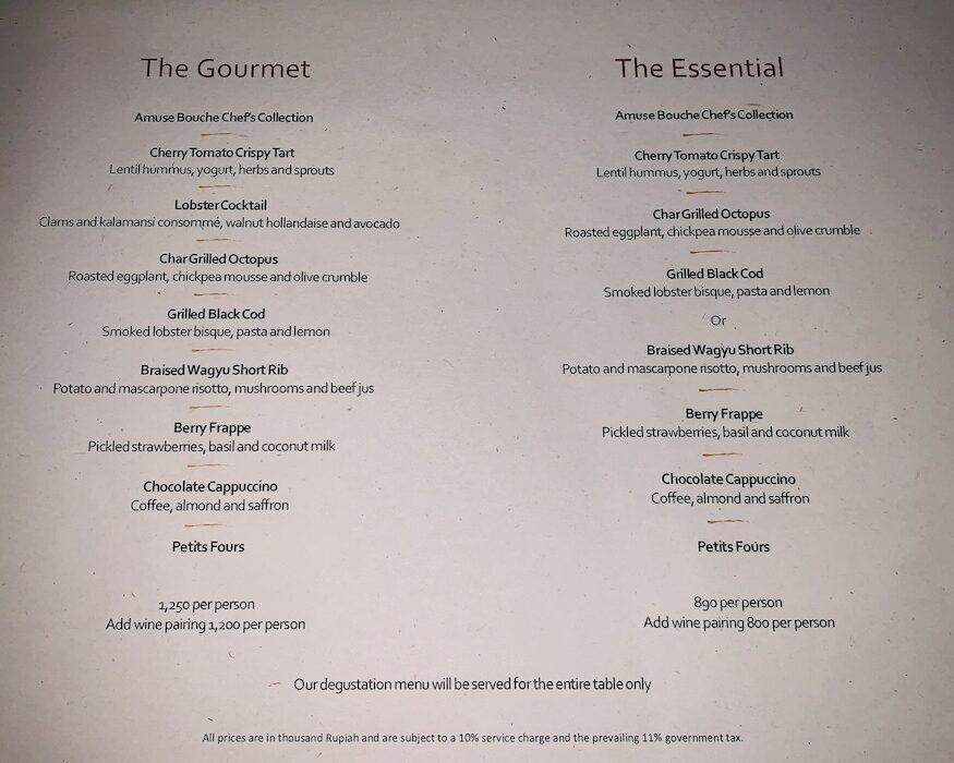 Mandapa-Bali-Kubu-menu-list
