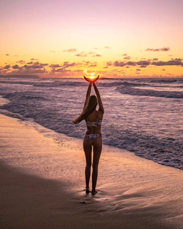 kauai travel guide sunset