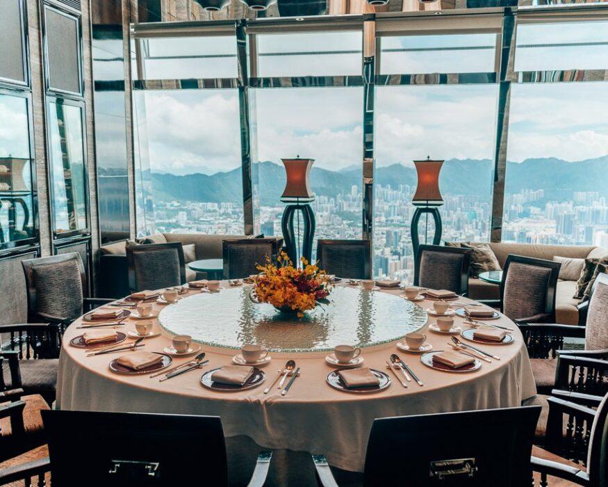 private dining room hong kong