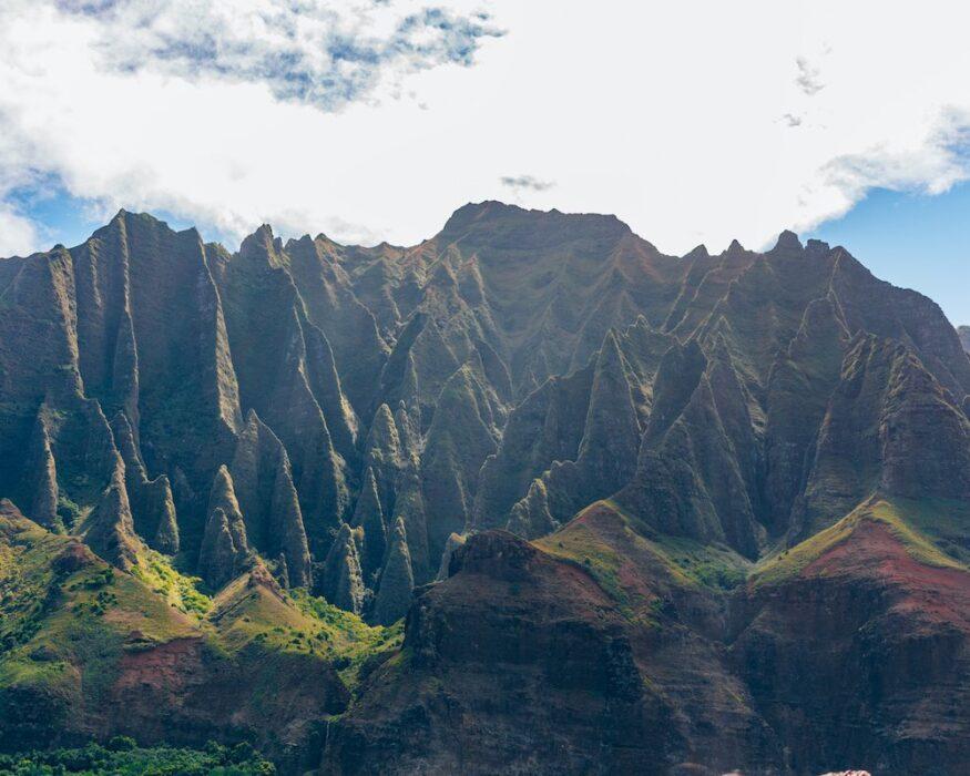 kauai travel guide na pali coastline