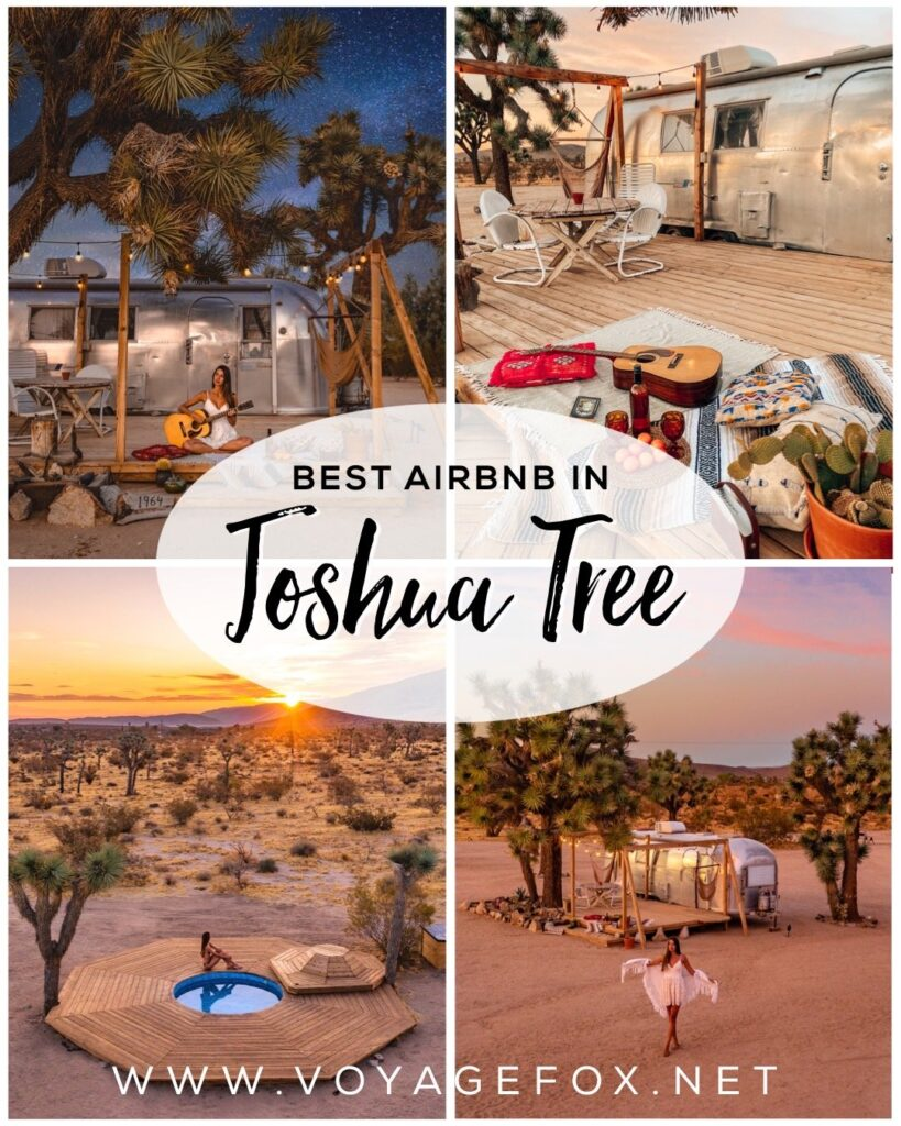 airbnb in joshua tree