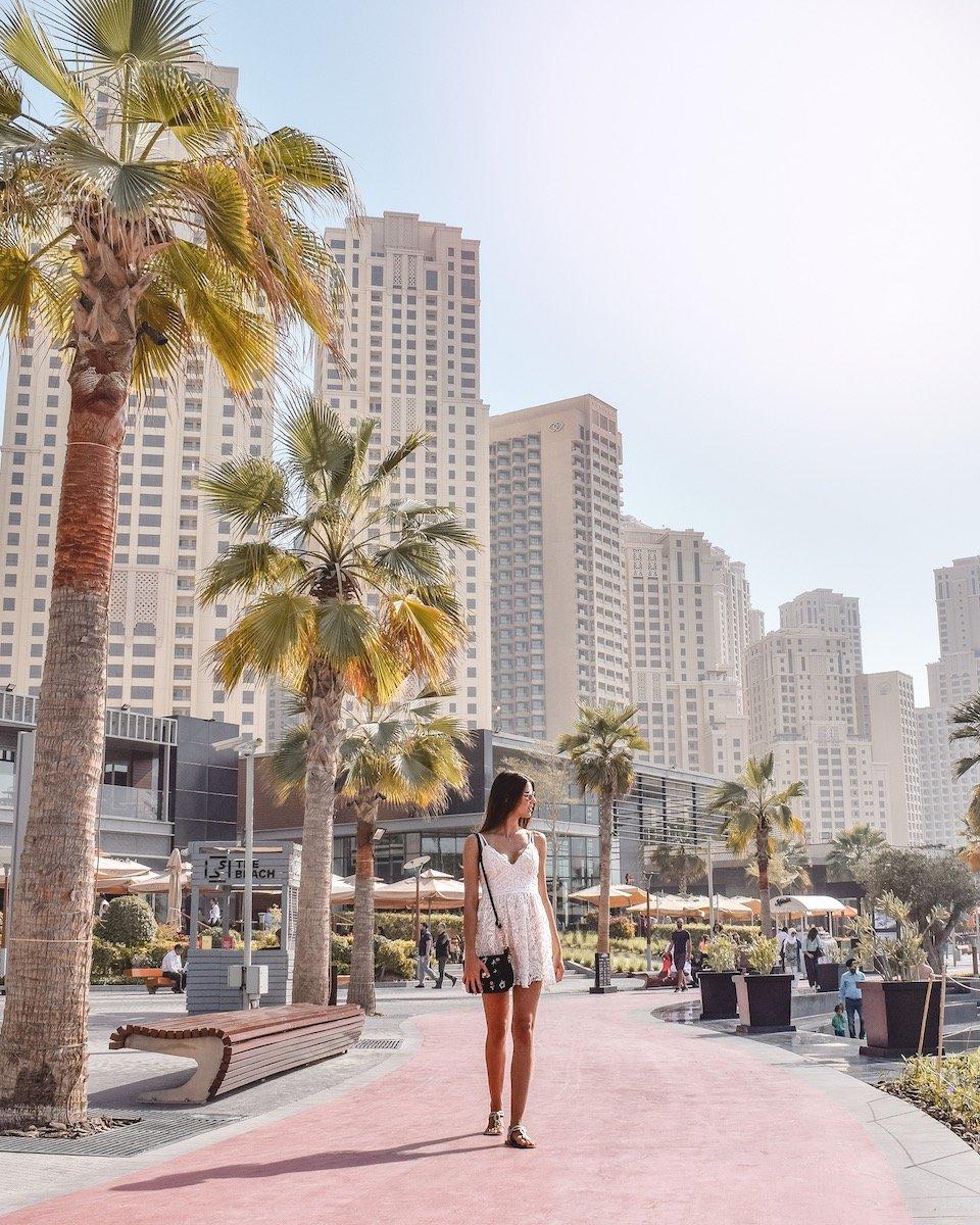 best places to visit in Dubai