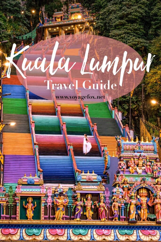 kuala lumpur travel guide blog