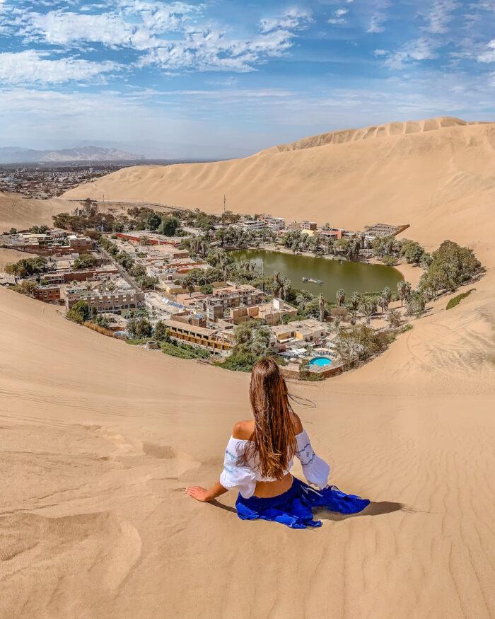 Peru_Huacachina-view