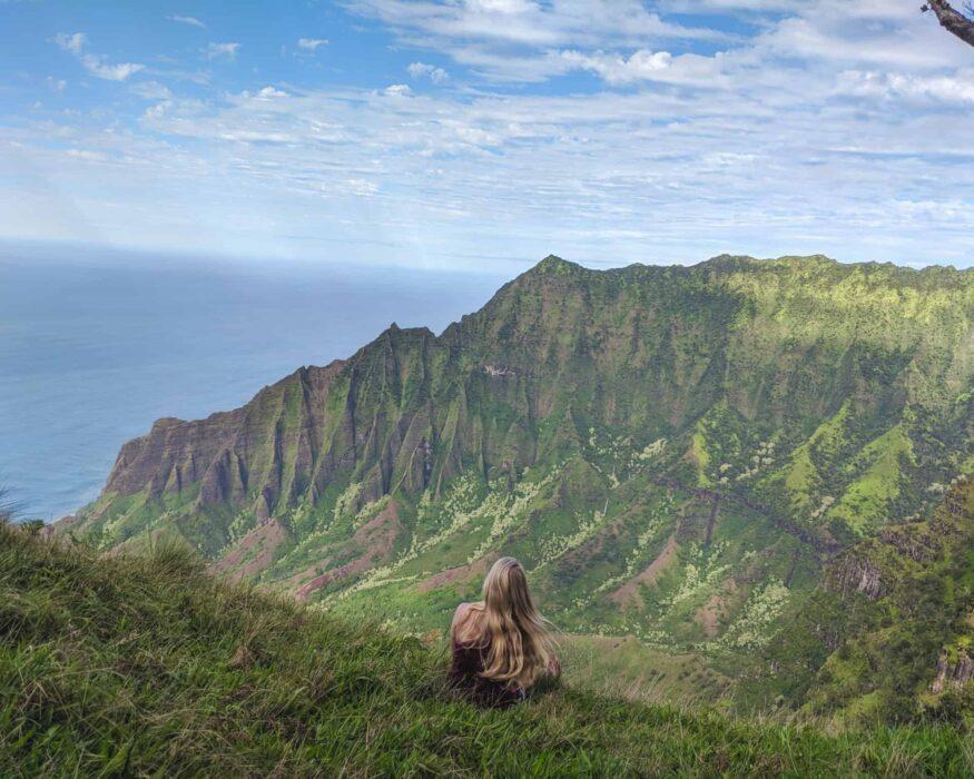 kauai kalepa ridge trail
