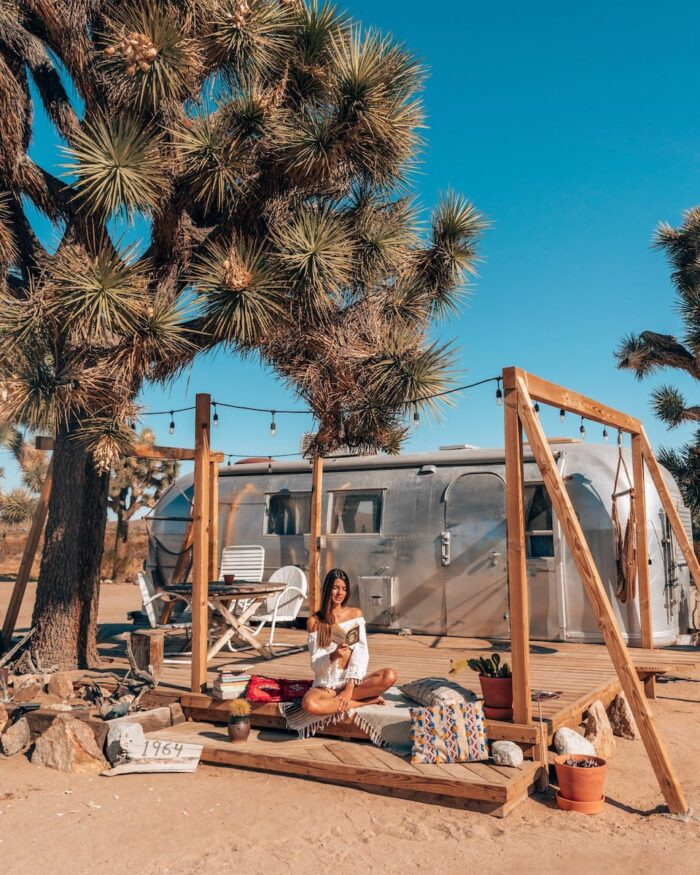 best airbnb in joshua tree