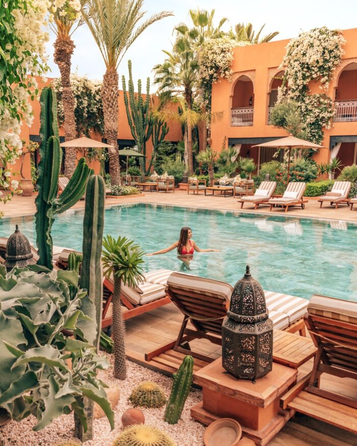 hotel in agadir with pool