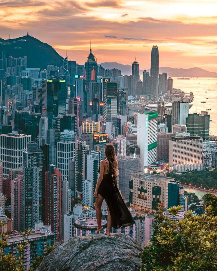 braemer hill view point hong kong