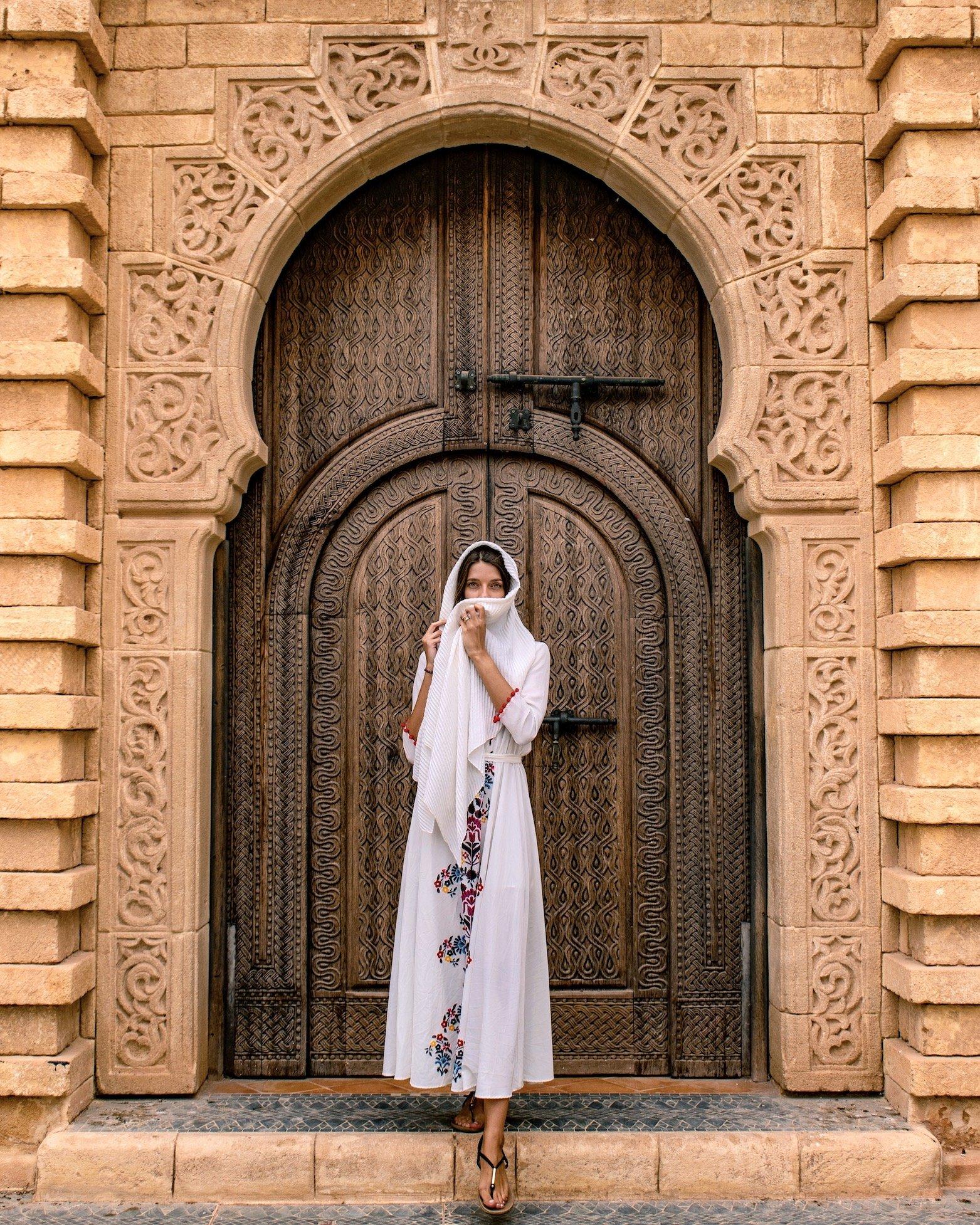 agadir morocco woman
