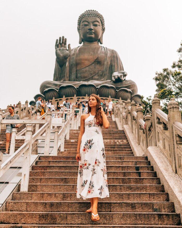big buddha lantau island hong kong