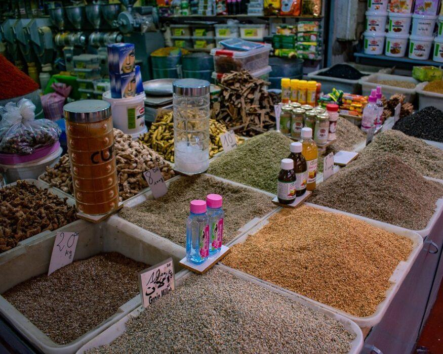 moroccan spices in agadir