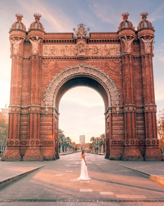 top travel destinations barcelona