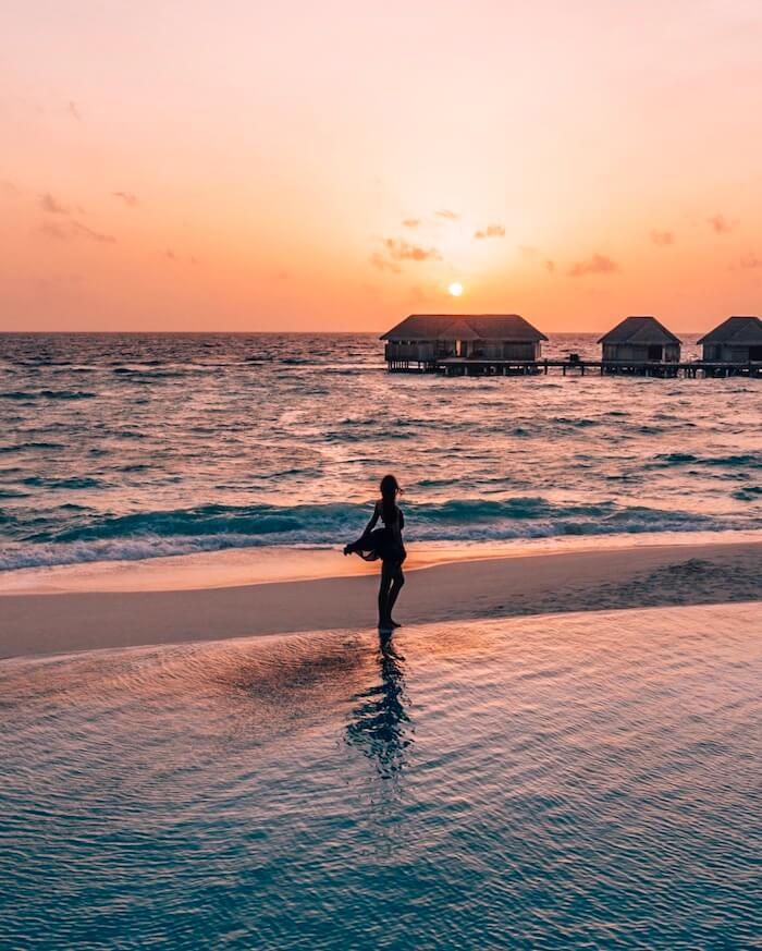 Maldives-Sunset-After