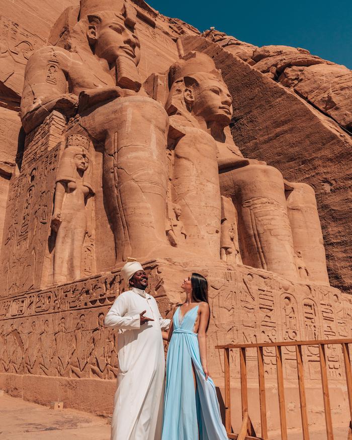 Tagesausflug Abu Simbel