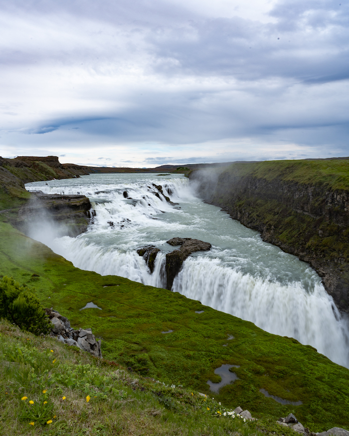gullfoss best things to do in Iceland