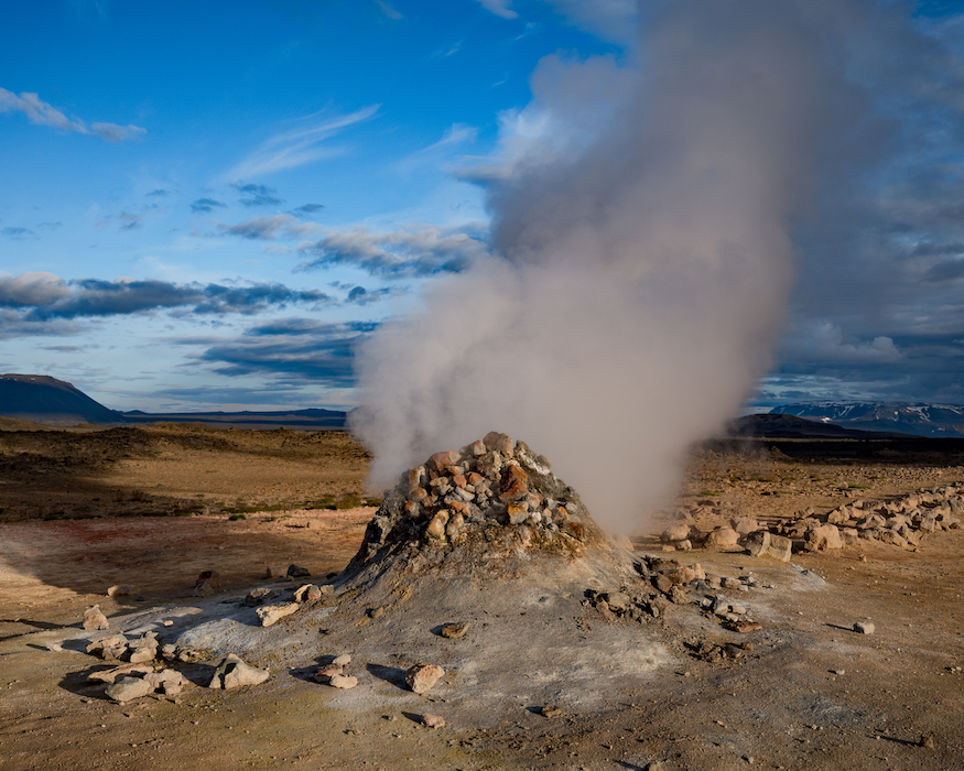 sulfur steam vent best things to do in Iceland