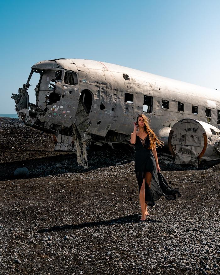 Island Highlights dc-3 plane wreck