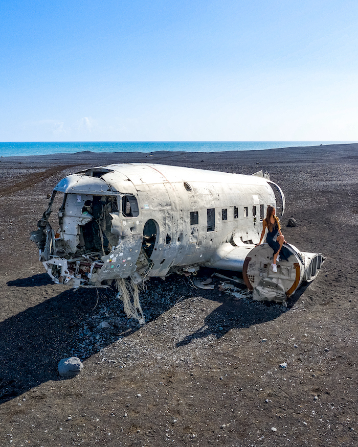 dc-3 plane wreckage best things to do in Iceland