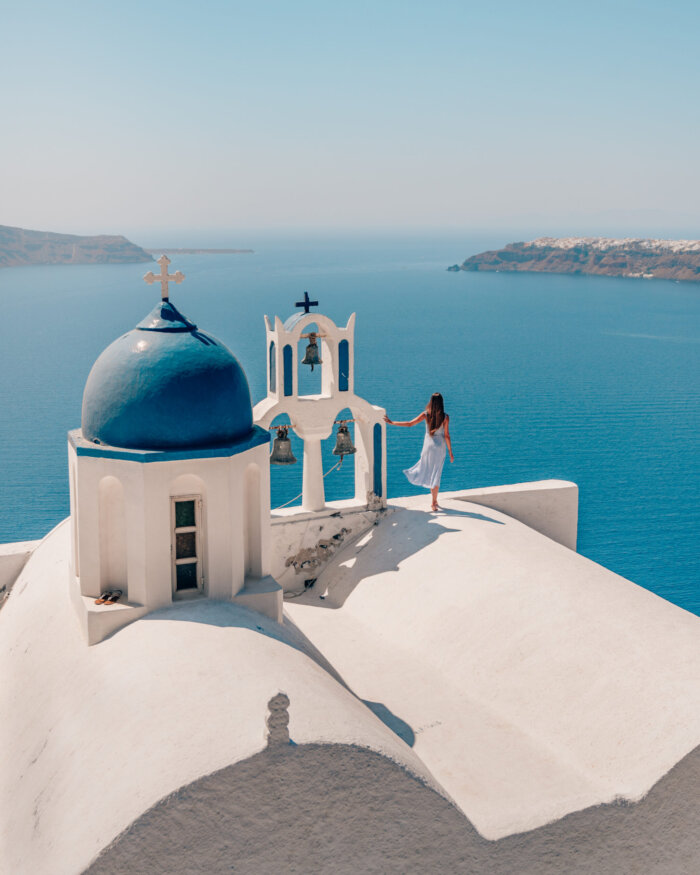 Santorini Travel ideas 2021