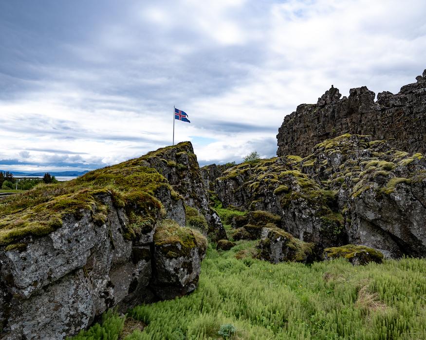 Island Highlights Thingvellir national park