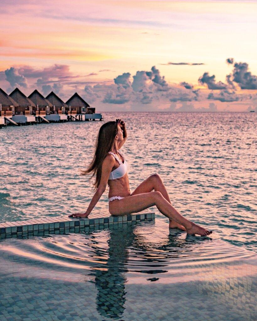 günstiges-hotel-malediven-mercure-sonnenuntergang