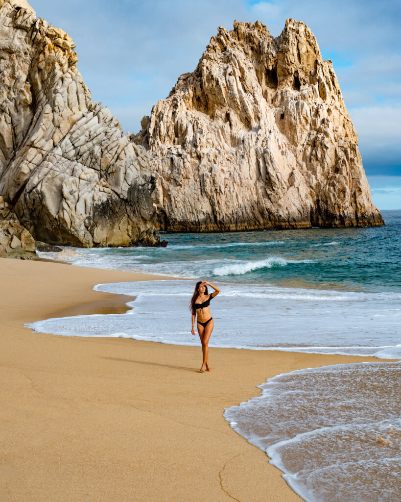 divorce beach in Cabo san lucas