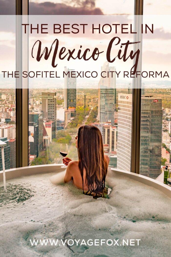 Cover Sofitel Mexico City Reforma