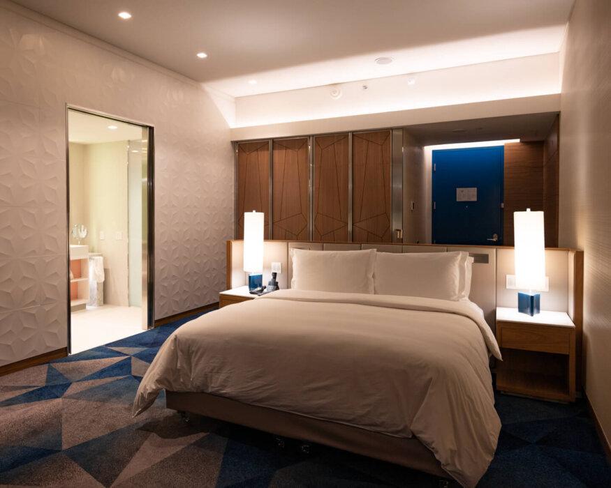 luxury room Sofitel Mexico City Reforma