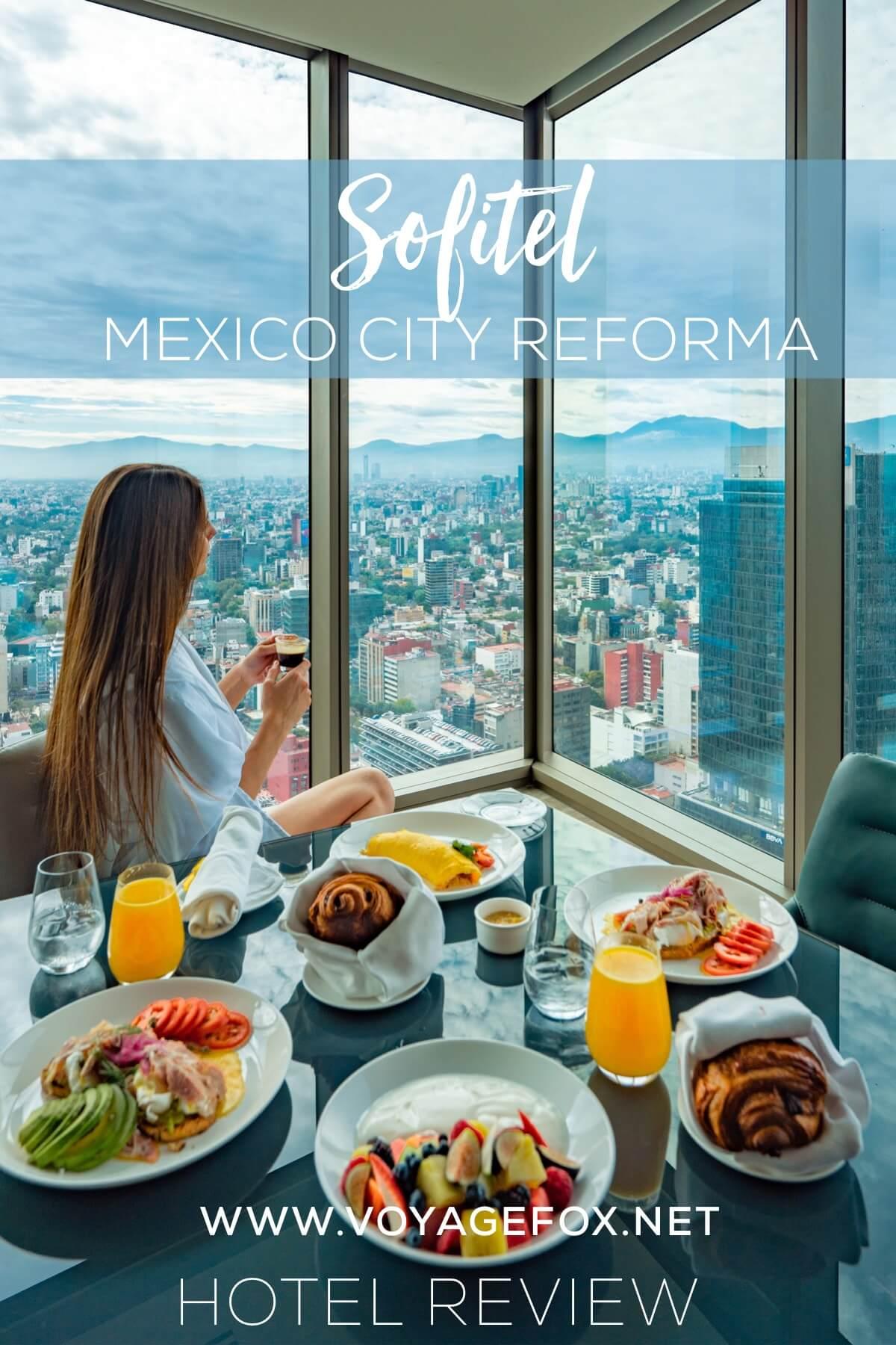 Pinterest Sofitel Mexico City Reforma