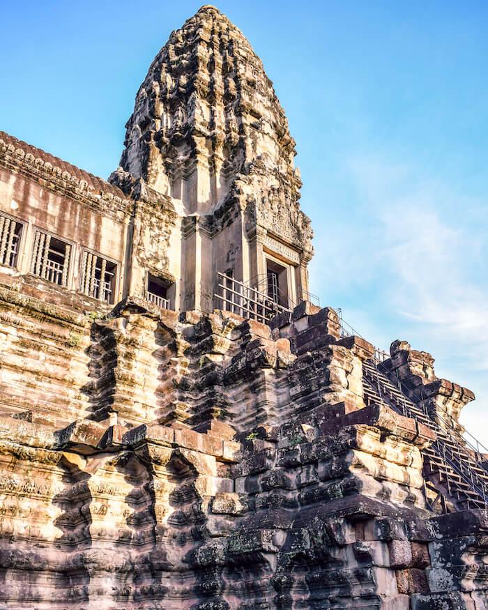 tower of Angkor Wat temple