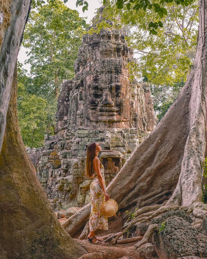 Angkor Wat visit tips