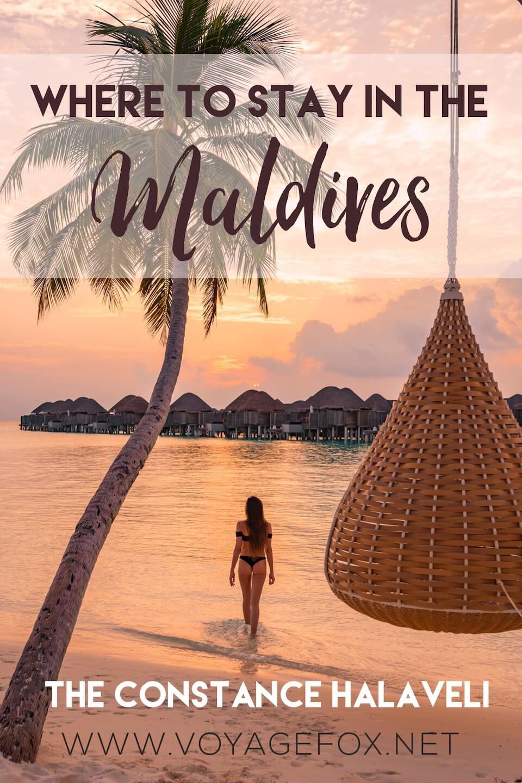 Constance Halaveli Maldives hotel review