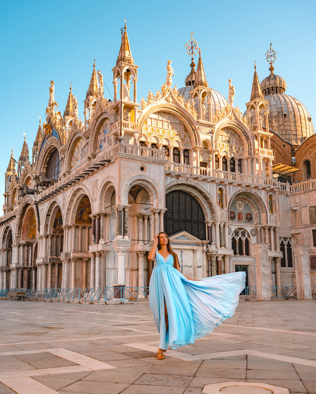 basilica venice best photo spot