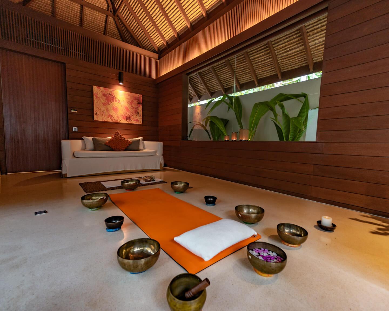 meditation class room