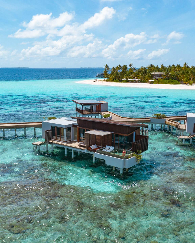 water villa Park Hyatt Maldives Hadahaa